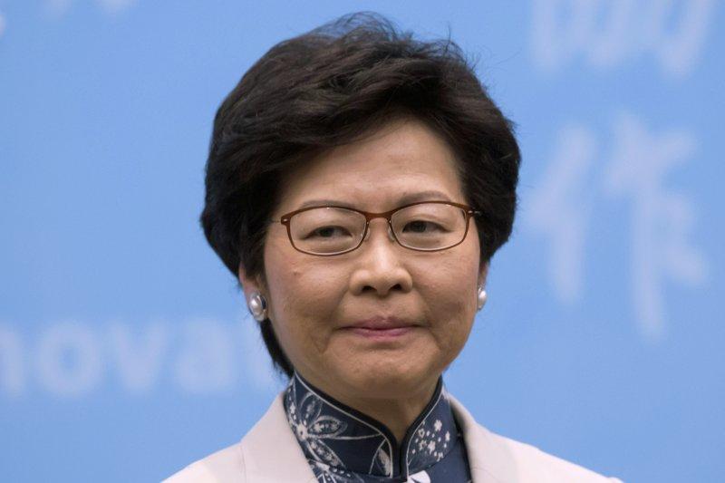 「港獨完全沒出路。從小培養中國人概念」香港準特首林鄭月娥態度引關注-風傳媒