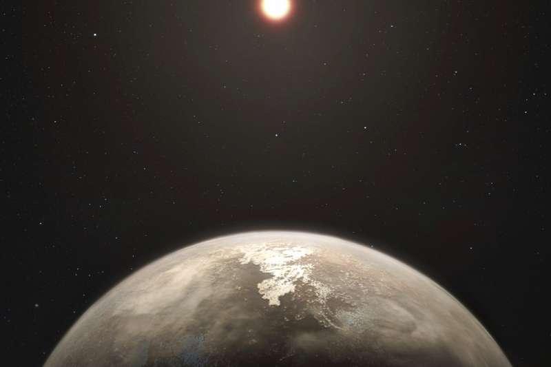 地球好鄰居?新發現太陽系外行星距離僅11光年 還可能有生命!-太空 行星 外星生物 紅矮星 羅斯128b-風 ...