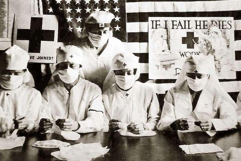 流感疫情嚴峻,回顧歷史夢魘》100年前讓全球5億人染病,奪走5000萬人性命的「西班牙流感」-風傳媒