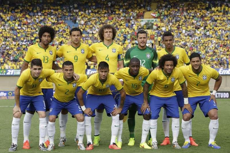 世足32強》E組:巴西王者對於冠軍的熱情,渴望6度捧起大力神盃-風傳媒