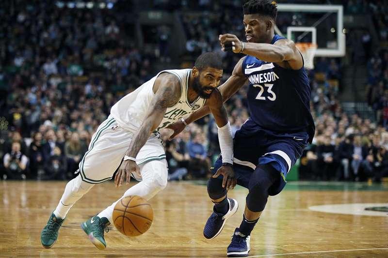 NBA》巴特勒無意續留灰狼 盼與好友厄文組後場雙槍-風傳媒