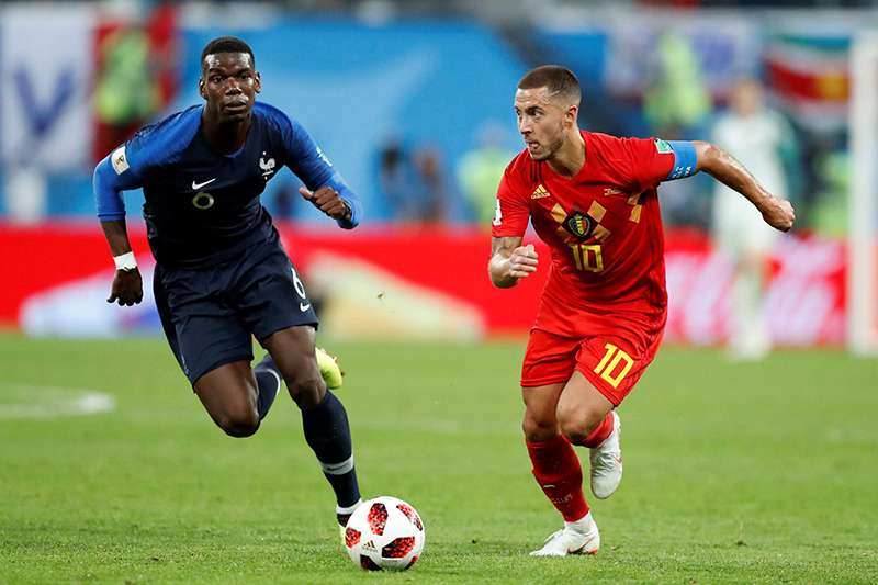 足球》FIFA最新世界排名 法國與比利時並列第一創歷史-風傳媒