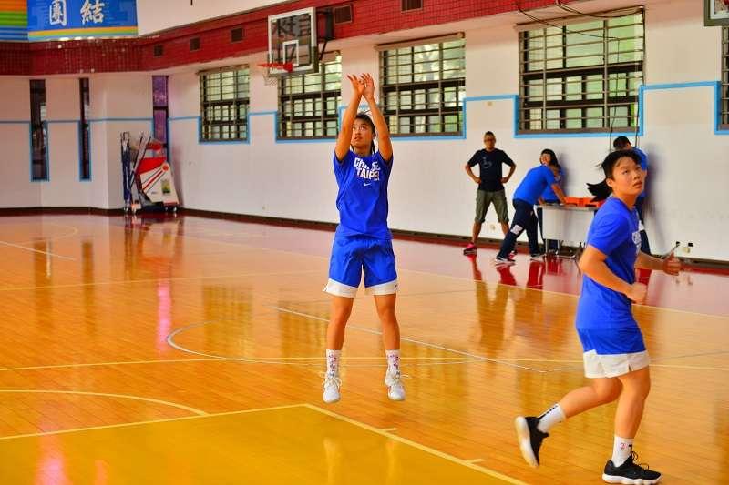 籃球》首次入選國家隊就當隊長 羅培儀盼能證明自己-風傳媒