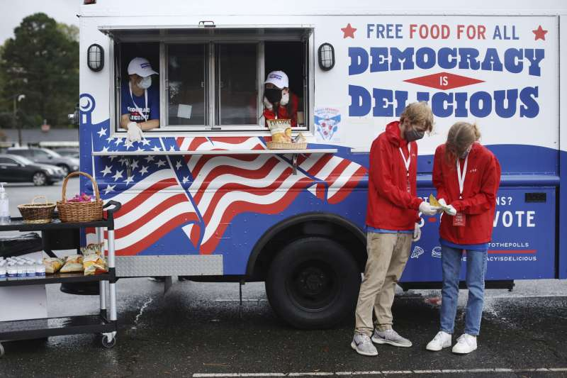 2020美國大選》「覺醒青年」浪潮來了!30歲以下選民投票率可望締造歷史新高(iLikeEdit 我的讚新聞)