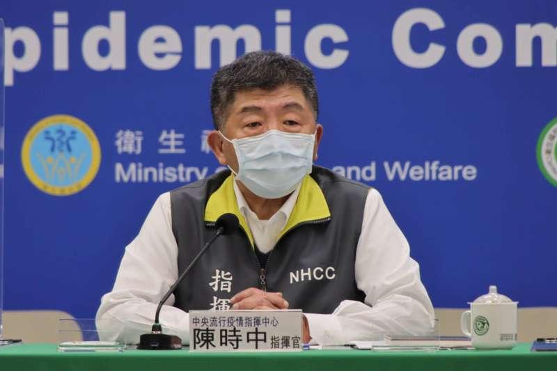 新冠肺炎》國內第3天沒本土個案!陳時中宣布北北桃醫院暫停探病-風傳媒