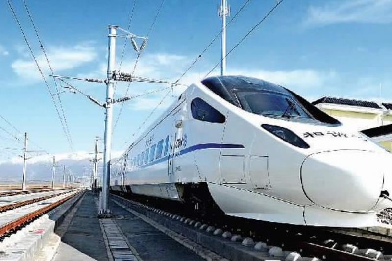 新線開通 中國高鐵直抵烏魯木齊-風傳媒