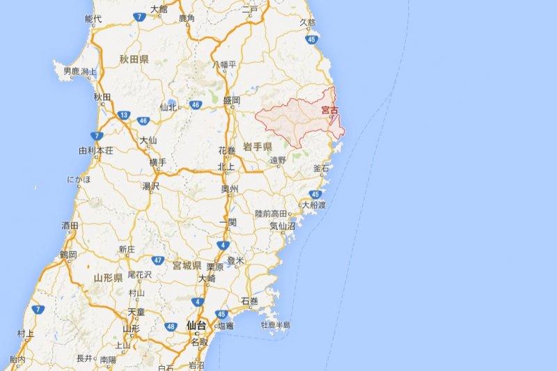 日本東北近海大地震 規模6.9 發布海嘯警報-風傳媒