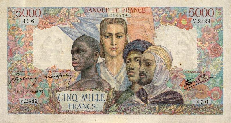 世界上最美的紙鈔在哪一國?鈔票上的藝術美景。可能是臺灣永遠追不上的優雅-風傳媒