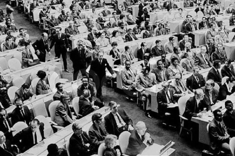汪浩觀點:中華民國為什麼退出聯合國?-風傳媒