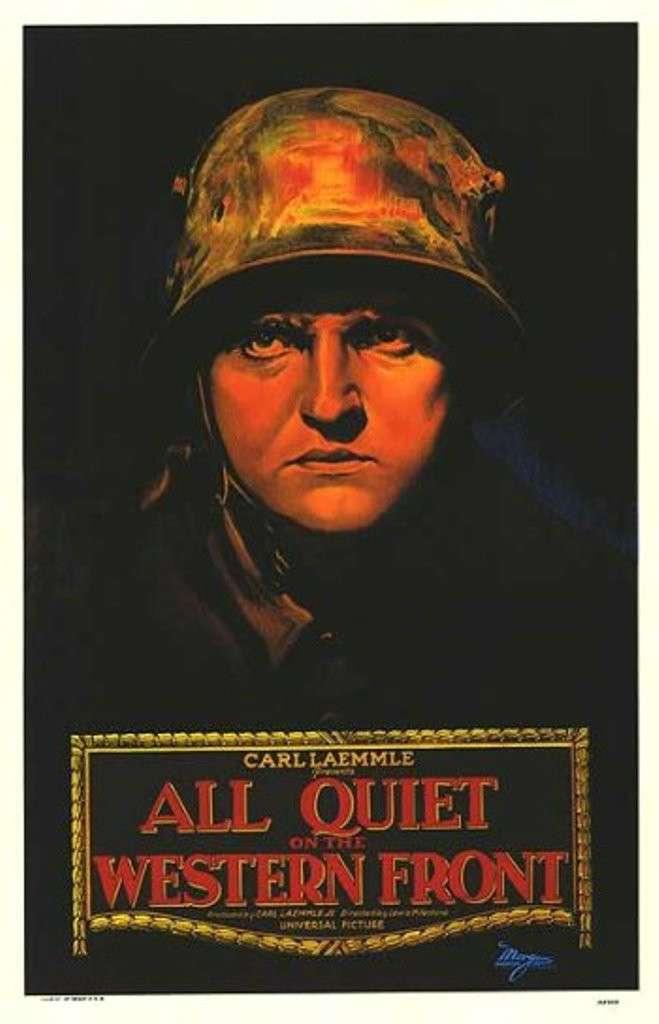 一戰終戰百年》西線無戰事,阿拉伯的勞倫斯,我的1919……大銀幕光影中的第一次世界大戰-風傳媒
