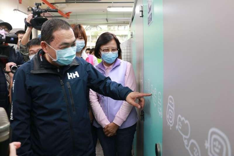 人人都是藝術家!五華國小廁所美感教育體驗 充滿無限想像-風傳媒