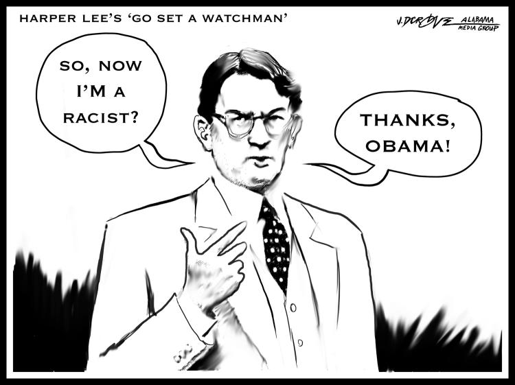 Racist Atticus Finch