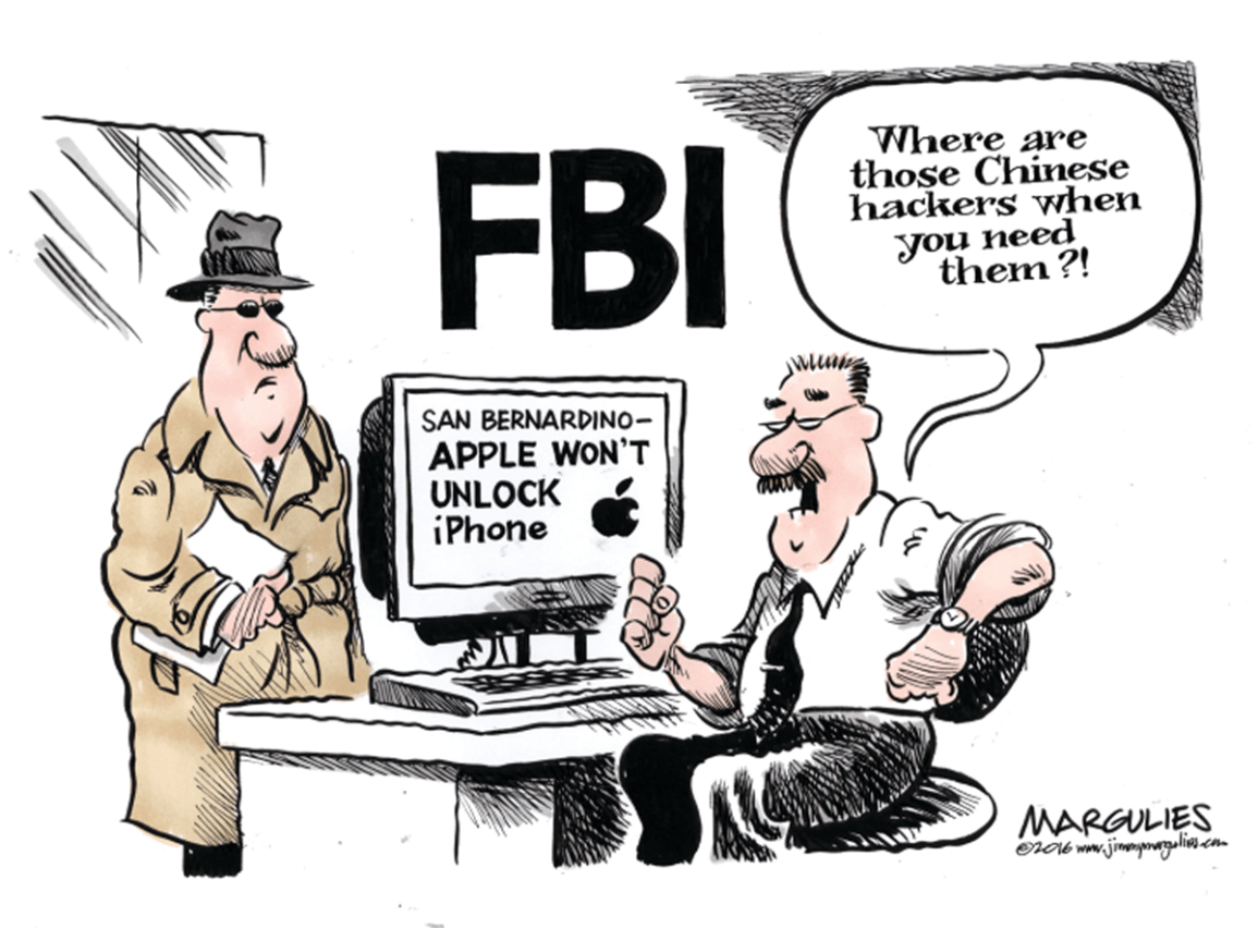Fbi And Apple