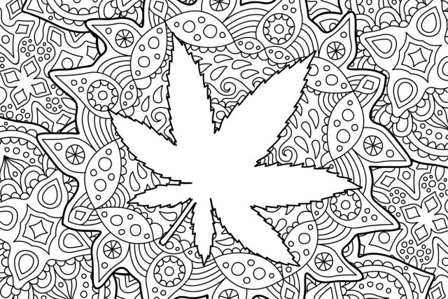 Top 22 stoner coloring books of 22  Cannabis wiki