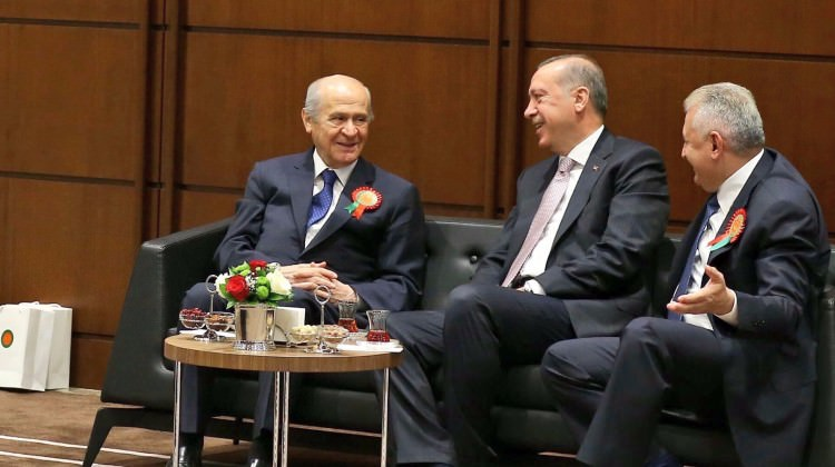 Image result for erdogan bahceli