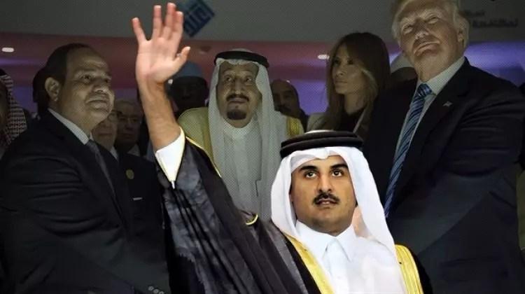 Katar'a uzun zamandır planlanan saldırı!