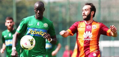 Galatasaray - Panthrakikos: 0-2