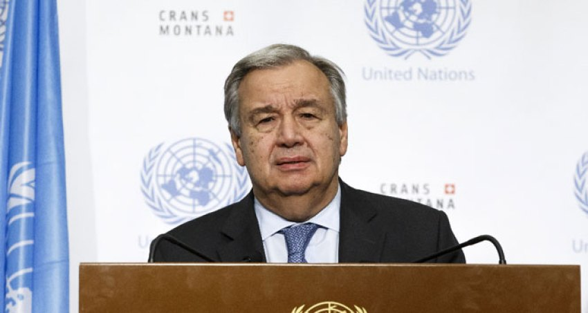 BM Genel Sekreterinden Kuzey Kore açıklaması