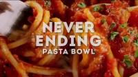 Olive Garden Never Ending Pasta Bowl TV Commercial, 'Back ...