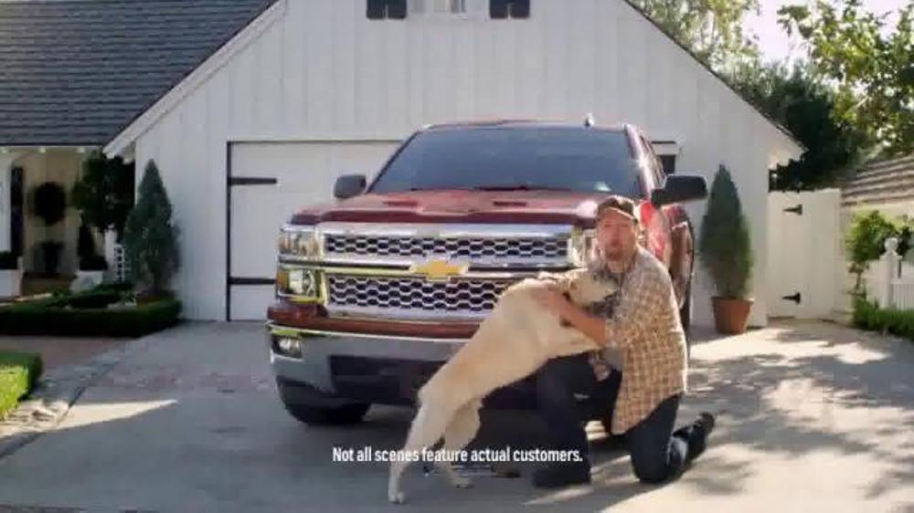 Chevrolet TV Spot, 'Month of Celebrations' - Screenshot 4