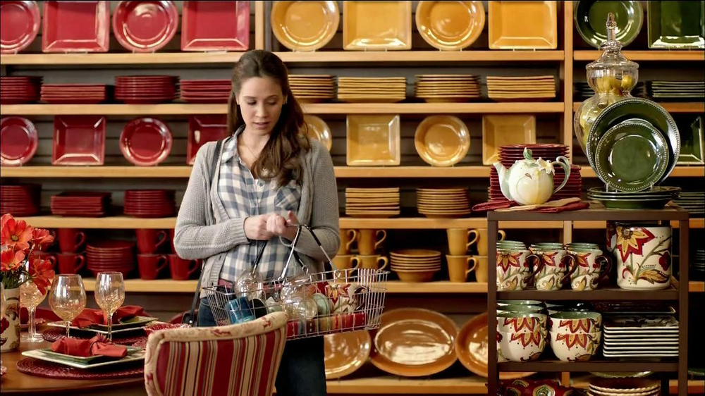 Pier 1 Imports TV Commercial Talking Teapot ISpottv