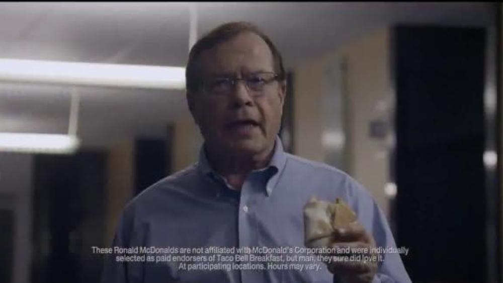 Taco Bell A.M. Crunchwrap TV Spot, 'Guess Who Loves Taco Bell' - Screenshot 10