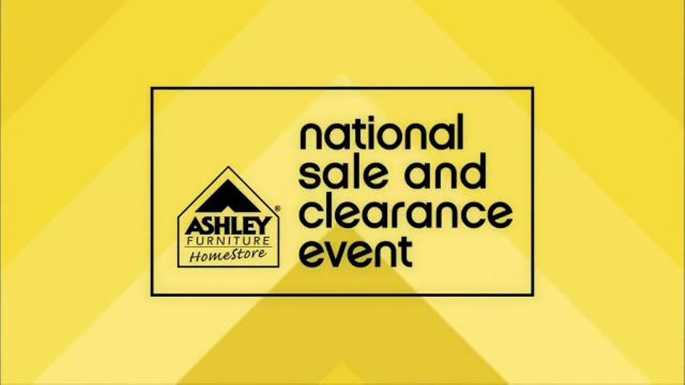 Ashley Furniture Homestore National Sale And Clearance