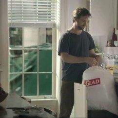 Hefty Tall Kitchen Bags Honest Reviews Glad Tv Commercial For Waste Reduction With Trash ...