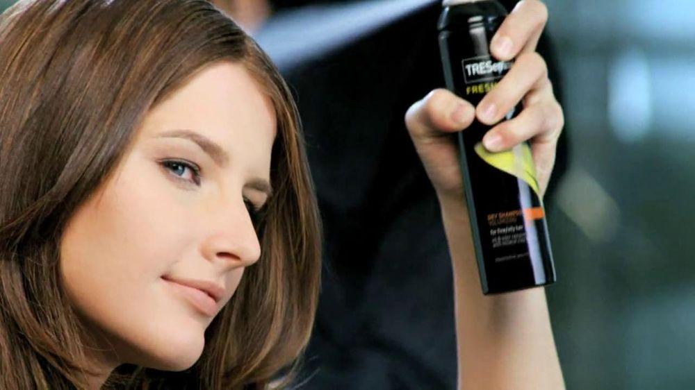 TRESemme TV Commercial For Fresh Start Dry Shampoo  iSpottv