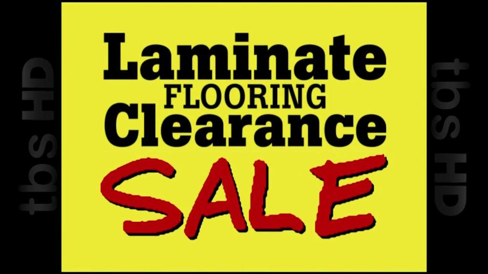 Lumber Liquidators TV Commercial For Laminate Flooring
