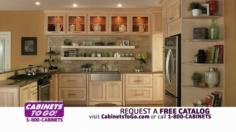 Cabinets To Go TV Spot 30 Off  iSpottv
