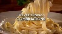 Olive Garden TV Commercial For Never Ending Pasta Bowl ...
