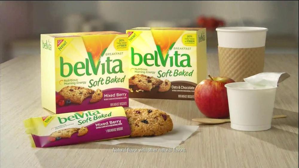 belVita Soft Baked TV Spot - Screenshot 8