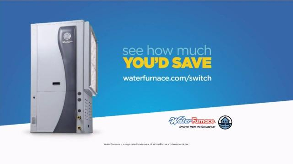 WaterFurnace TV Spot, 'Using Propane? Switch to Geothermal