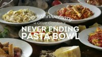 Olive Garden Never Ending Pasta Bowl TV Commercial, 'We're ...