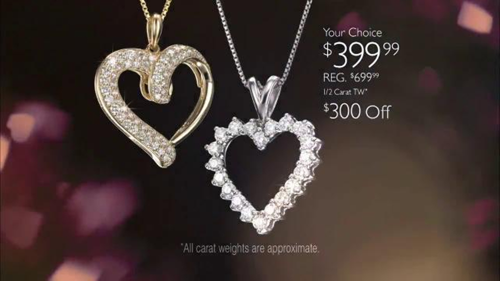 Helzberg Diamonds TV Spot Valentines Day Sock Drawer