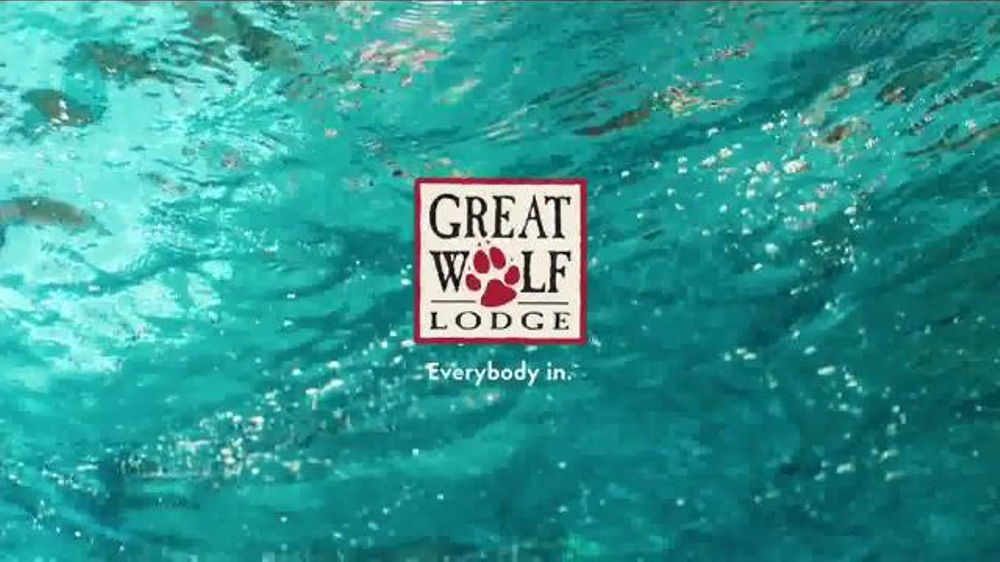 Great Wolf Lodge TV Spot Everything Under One Roof