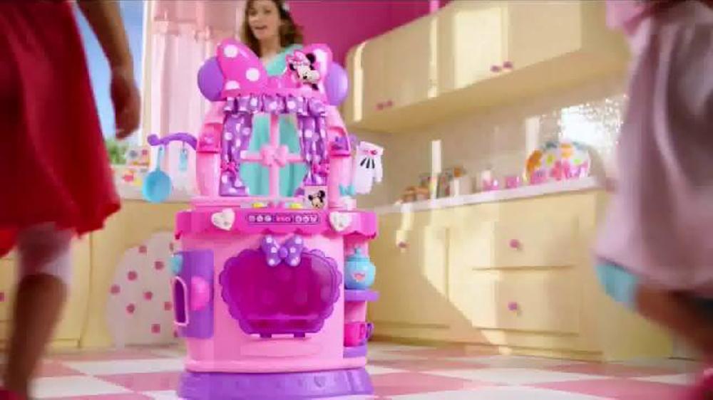Disney Minnie Sweet Surprises Kitchen TV Spot, 'Disney