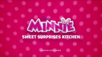 Disney Minnie Sweet Surprises Kitchen TV Spot, 'Disney