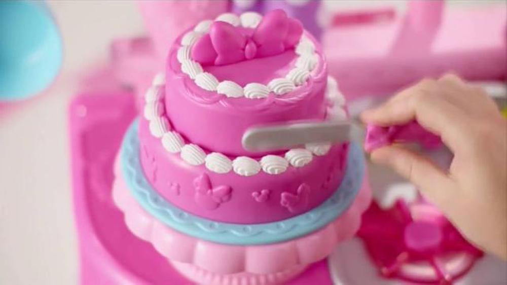Disney Minnie Sweet Surprises Kitchen TV Commercial, 'Time
