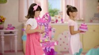 Disney Minnie Sweet Surprises Kitchen TV Commercial, 'Time