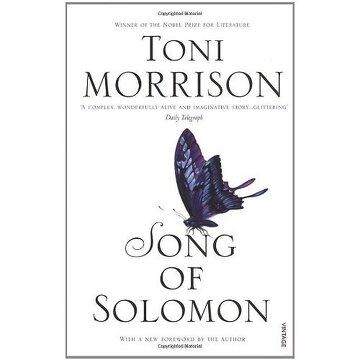 Libro song of solomon, morrison toni, ISBN 9780099768418