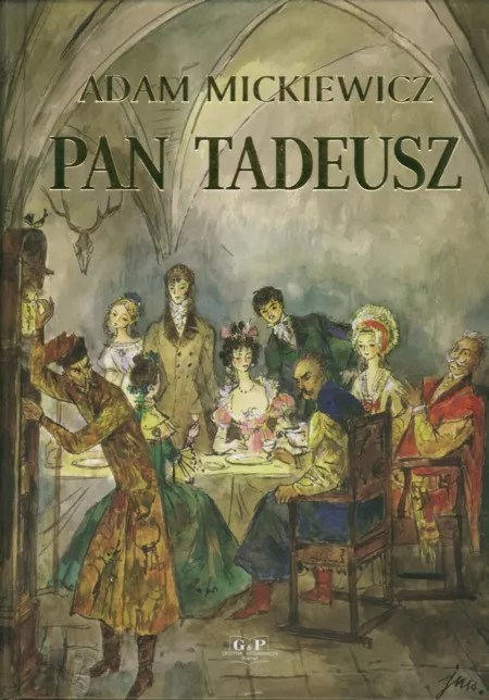 Image result for pan tadeusz