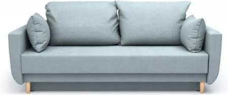 sofa 2 osobowa z funkcja spania i pojemnikiem na posciel wall bed with diy funkcją codziennego pościel ...