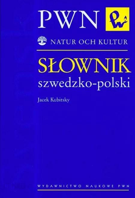 słownik polsko-szwedzki PWN