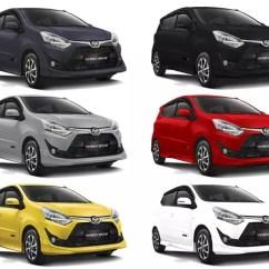 New Agya Trd Manual All Camry Logo Simulasi Kredit Toyota Promo Dp Harga Cicilan Murah Cermati Facelift 2017 Menyedikan Beberapa Pilihan Warna Yang Sporty Seperti
