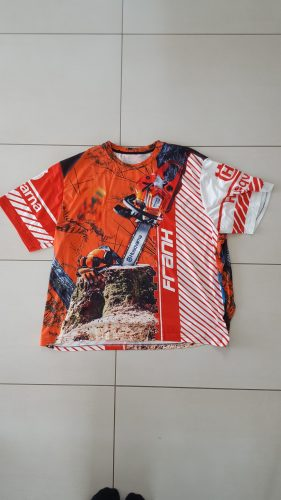 Personalized Name Chainsaw 3D All Over Printed Clothes NN0493 photo review