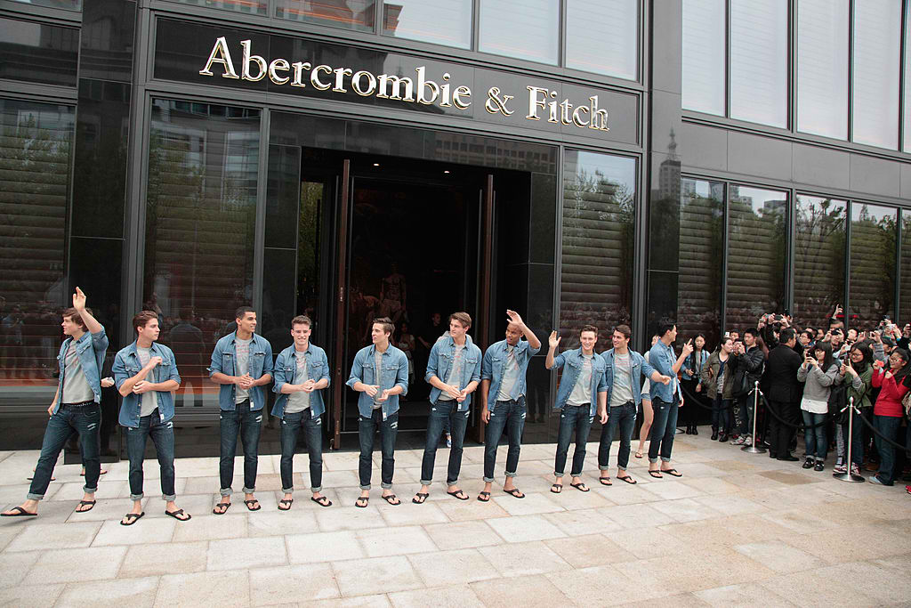 Abercrombie & Fitch to Close Flagship Store in Hong Kong : B