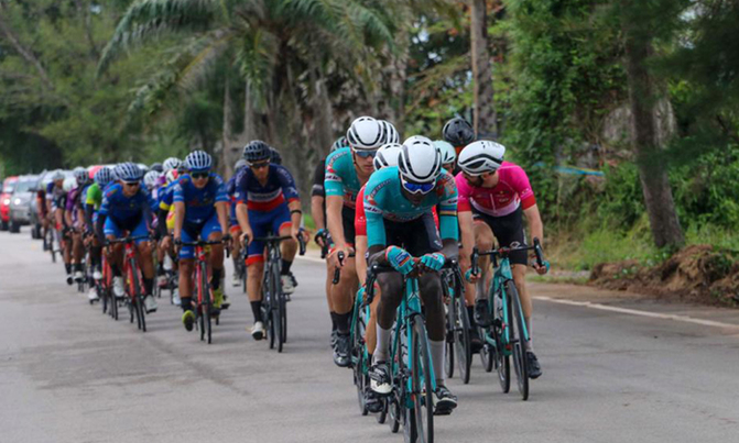 Kagimu 11th in the 2020 Tour De Thailand