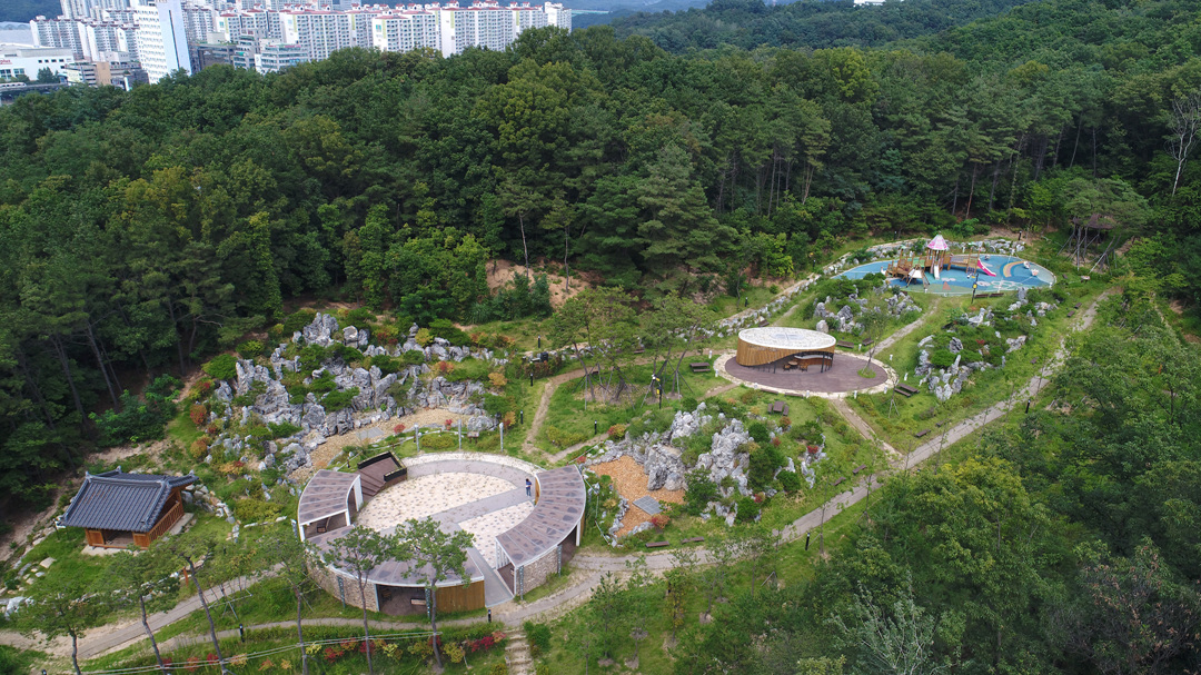 대규모 공원 속속 생기는 의정부…아파트 수익금으로 공원 조성 - 조선닷컴 - IssuePhoto